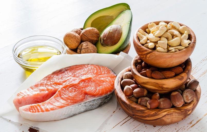Nutrición en personas mayores